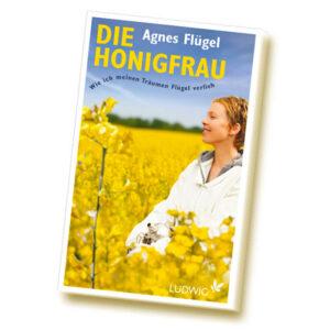 "Buch ""Die Honigfrau"""