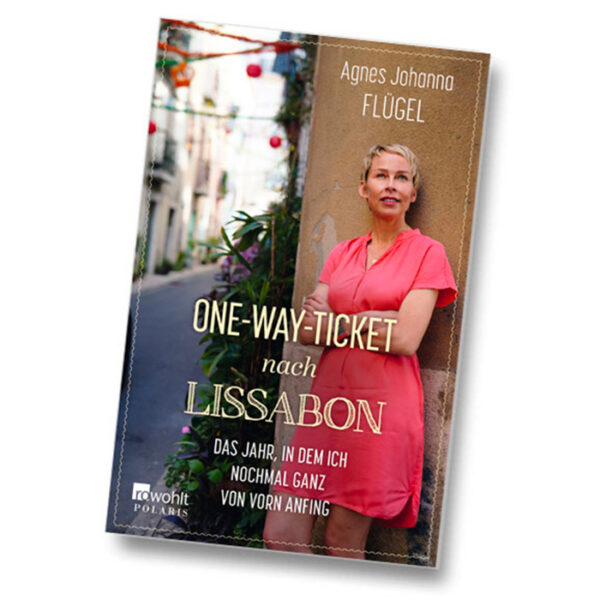 "Buch ""One-Way-Ticket nach Lissabon"""